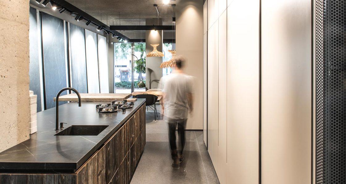 Servicios de cocinas en Barcelona