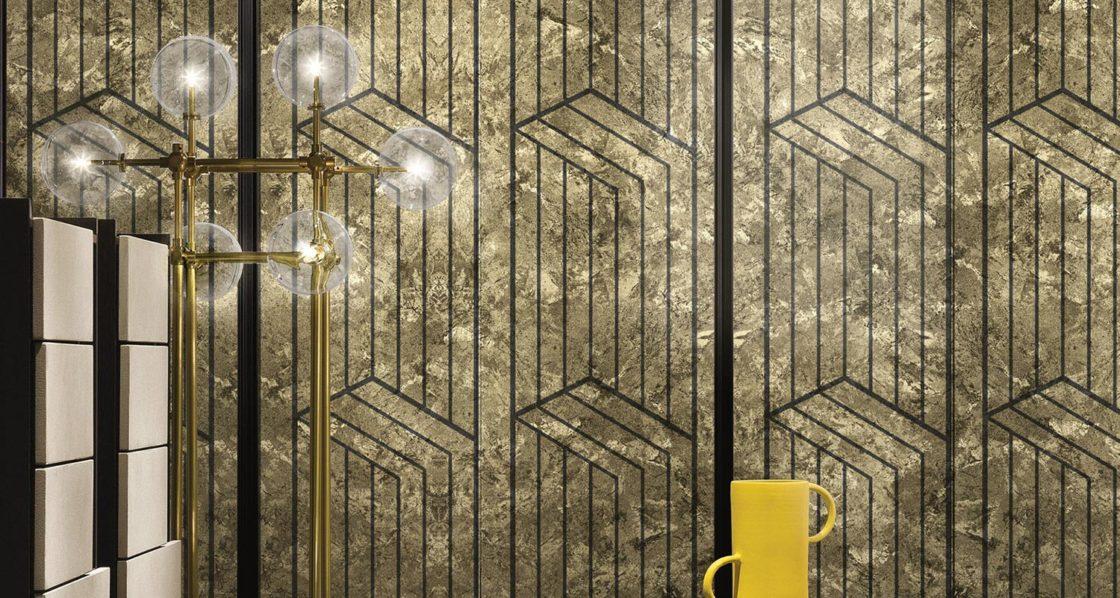 Revestimientos de papel en Barcelona para profesionales del interiorismo