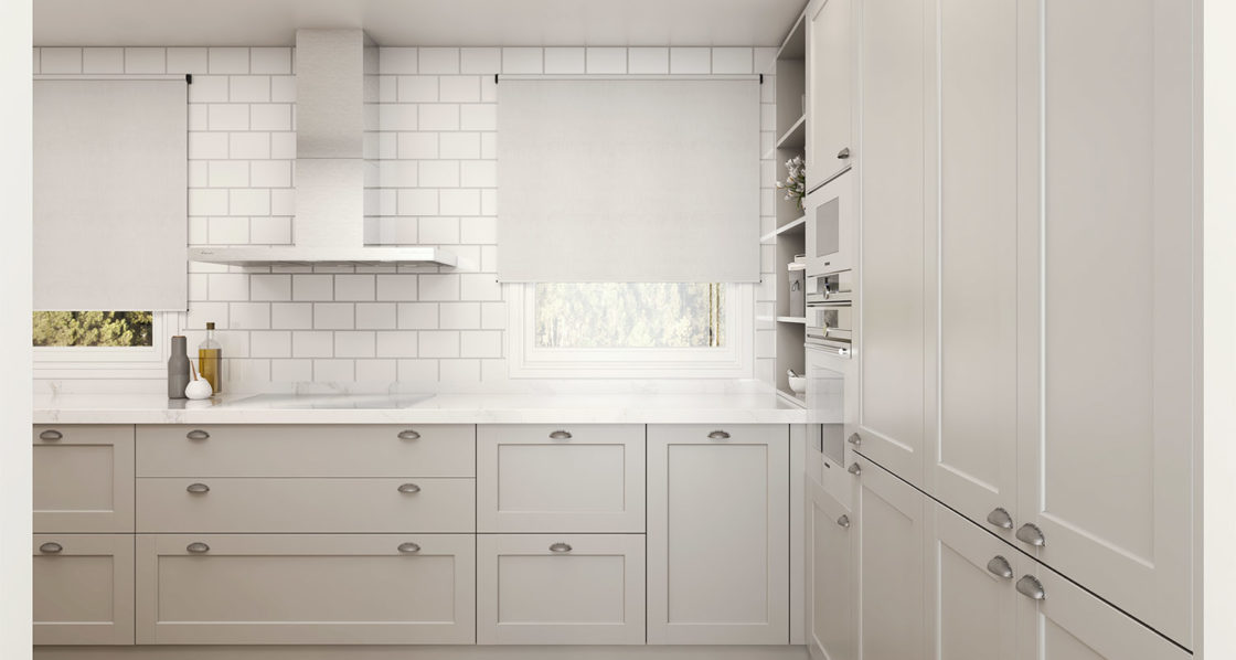 Cocinas para promotoras y constructoras y promociones residenciales