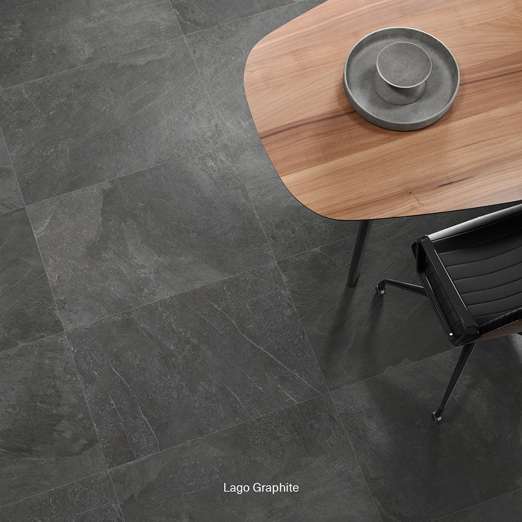 Lago Graphite by Nadis Design