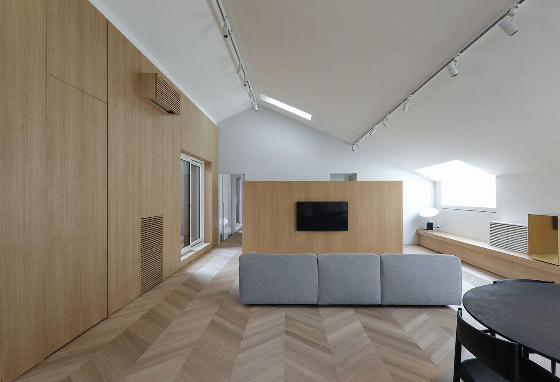 Una madera muy exclusiva en nuestro Showroom de Barcelona